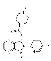 Eszopiclone - Product number:110553