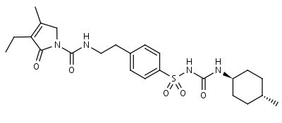 Glimepiride - Product number:110562