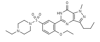 Homosildenafil - Product number:110529