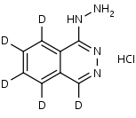 Hydralazine-d5_HCl - Product number:130564