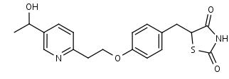 Hydroxypioglitazone_M4 - Product number:120565