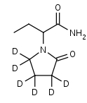 Levetiracetam-d6 - Product number:130567