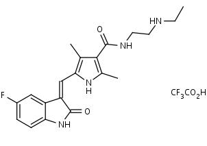 N-Desethylsunitinib_TFA_Salt - Product number:120507