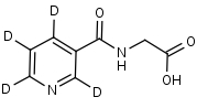 Nicotinuric_Acid-d4 - Product number:140400