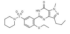 Norneosildenafil - Product number:110531