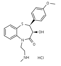 O-Desacetyl-N-Desmethyldiltiazem_HCl - Product number:120506