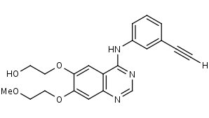 O-Desmethylerlotinib - Product number:120509