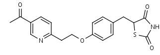 Pioglitazone_Ketone_Metabolite - Product number:120036