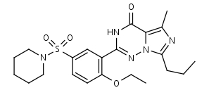 Pseudovardenafil - Product number:110532