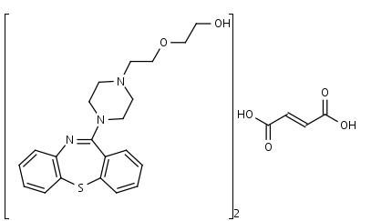 Quetiapine_Hemifumarate - Product number:110407