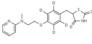 Rosiglitazone-d4 - Product number:130590
