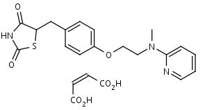 Rosiglitazone_Maleate - Product number:110603