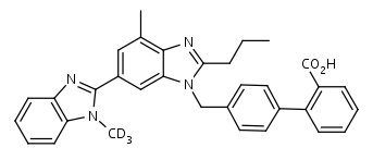 Telmisartan-d3 - Product number:130597