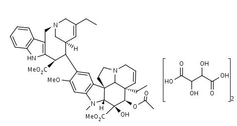 Vinorelbine_Ditartrate - Product number:110606