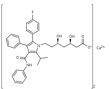 Atorvastatin_Calcium - Product number:110406