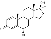 6__-Hydroxymethandienone - Product number:120617