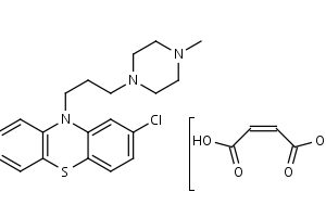 Prochlorperazine_Dimaleate - Product number:110618