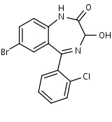 3-Hydroxyphenazepam - Product number:120642