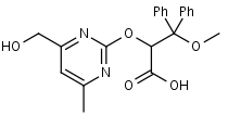 4-Hydroxymethylambrisentan - Product number:120639