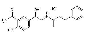Labetalol_HCl - Product number:110653