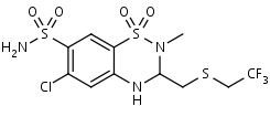 Polythiazide - Product number:110651