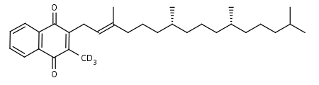 Phylloquinone-d3 - Product number:130659