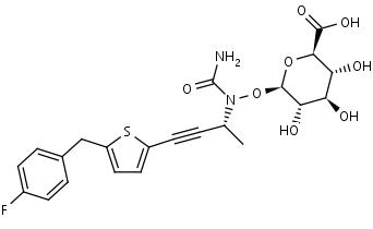 Atreleuton_Glucuronide - Product number:120669