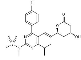 Rosuvastatin_Lactone - Product number:120667