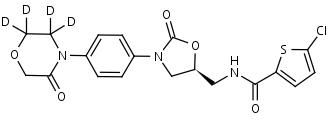 Rivaroxaban-d4 - Product number:130674
