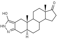 3_-Hydroxy-2_H-5__-androst-2-eno_3_2-c_pyrazol-17-one - Product number:120688