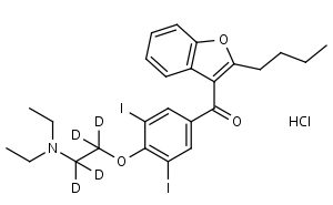 Amiodarone-d4_HCl - Product number:130173
