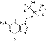 Ganciclovir-d5 - Product number:130695