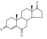 4-Androstene-3_6_17-trione - Product number:110698