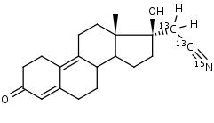 Dienogest-13C2_15N - Product number:130705