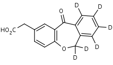 Isoxepac-d6 - Product number:130707