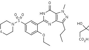 Sildenafil_Citrate - Product number:110715