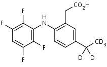 Robenacoxib-d5 - Product number:130721
