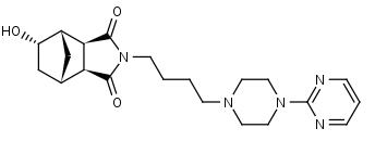 endo-Hydroxytandospirone - Product number:120726