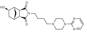 exo-Hydroxytandospirone - Product number:120725
