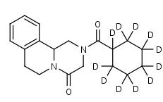 Praziquantel-d11 - Product number:130733