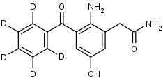 5-Hydroxynepafenac-d5 - Product number:140743
