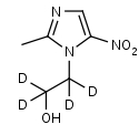 Metronidazole-d4 - Product number:130745