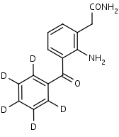 Nepafenac-d5 - Product number:130741