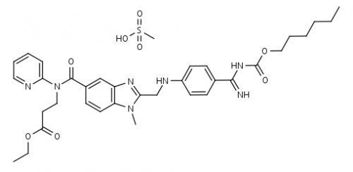 Dabigatran_Etexilate_Mesylate - Product number:110747