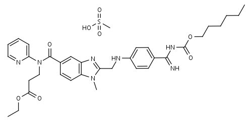Dabigatran_Etexilate_Mesylate - Product number:110747