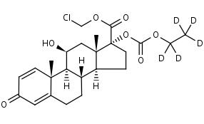 Loteprednol_Etabonate-d5 - Product number:130749