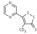 Oltipraz-d3 - Product number:130755