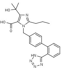Olmesartan_Acid - Product number:120760