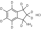 1-Aminoindane-d9_HCl - Product number:130770