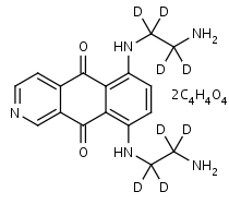 Pixantrone-d8_nbsp_Dimaleate - Product number:130781